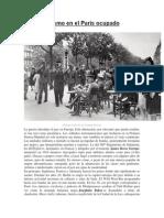 Jazz y nazismo en el París ocupado