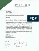 2004-3 Area 2 Bonding Second Agreement 10.2007