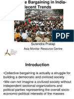 Collective Bargaining India