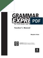Teacher manual Grammar Express.pdf