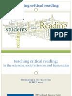 Critical Reading Feb2012