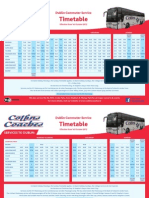Collins Timetable 2013