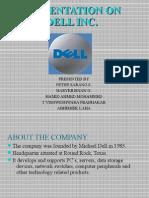 DELL company presentation