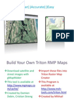 Create Triton RMP Maps