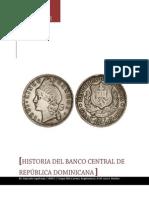 Historia del banco central de República Dominicana