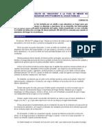 CONSUMACIÓN DEL DELITO DE