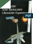 The Shuttle Black Scatter Ultraviolet Experiment Pamphlet