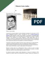 La dictadura de Tiburcio Carías Andino