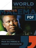 The World According to Julius Malema