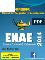 Enae 2014 - Compendio de Bancos de Preguntas