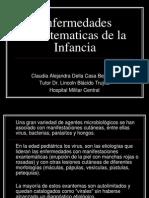 enfermedadesexantematicasdelainfancia-130421235603-phpapp01