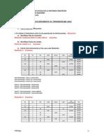 Pauta Certamen N-¦ 01 (I semestre 2011) Parte Pr+íctica