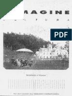 """Moreno Baccichet, L'Archivio della Società Alpina Friulana. La foto-grafia come strumento per l'esplorazione scientifica della Monta¬gna friulana (1881-1903) in """"Immagine Cultura"""", A.II, n.2 (marzo 1995), pp. 2-33"""