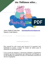 Colección Hablemos sobre Peppa Pig