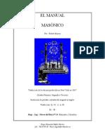 Macoy Robert - El Manual Masonico.PDF