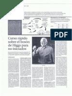 Bosón de Higgs - La Provincia 17nov2013