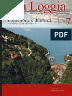 """Moreno Baccichet, Tracce per lo studio della medievale città di Prata, in """"La Loggia"""", n.s., n.7, 2004 pp.27-45"""
