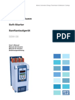 WEG Ssw 06 Manual Del Usuario 0899.5855 1.7x Manual Espanol