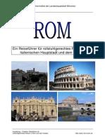 Reisefuehrer Rom Rollstuhlgerechtes Reisen 2006