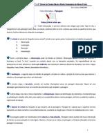 Ficha Informativa Paisagem