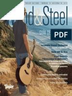 Wood Steel Winter 2013 Spanish