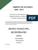 Bando Municipal Jaltenco