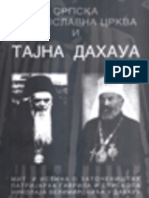 """Hajka na Predraga Ilića zbog njegove knjige """"Srpska pravoslavna crkva i tajna Dahaua"""""""