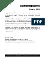 CP Colloque réformisme - 08022014