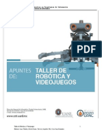 Manual Taller de Robótica y Video Juegos