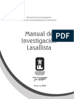 Lasallista Manual de Investigacion