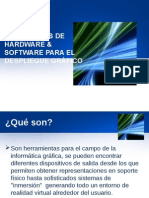 Dispositivos de Hardware & Software