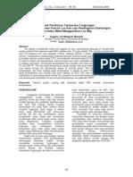 Dampak Perubahan Temperatur Lingkungan Terhadap Temperatur Puncak Las Dan Laju Pendinginan Sambungan Dissimiliar Metal Menggunakan Las MIG
