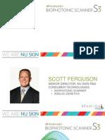 Scanner S3 - Scott Ferguson Power Point