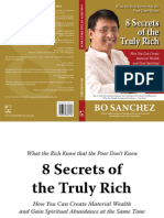 Sanchez Bo 8 Secrets of the Truely Rich