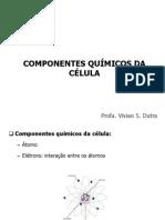1-Componentes Quimicos Da Celula