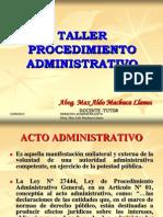 Proceso Contencioso Administrativo-max Aldo