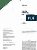 Castiglioni Petrini Urbano - Esercizi Di Scienza Delle Costruzioni ( Ingegneria - Architettura)