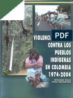 violencia politica contra los pueblos indigenas en colombia 1974-2004.2005 - コピー