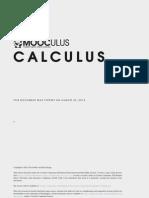 Mooculus