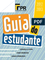 Guia Do Estudante 2012 Utfpr