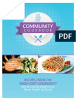 The J J Virgin Diet Community Cookbook