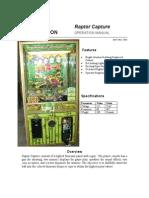 Raptor Captor Manual