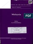 The Making of The Federation of Malaysia