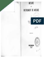Mesure et instruments de mesure (1960) [Dunod].pdf