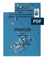 DESINFECCION 2014