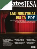 Debates IESA XVIII 4 Las Industrias Del Talento Oct Dic 2013