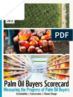 WWF - Palm Oil Scorecard_2013_latest