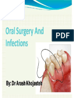 Oral Surgery and Infections