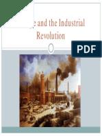 Industrial Revolution - Social Consequences