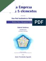 La Empresa y Los 5 Elementos + CV